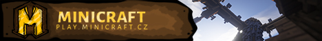 Minicraft.cz | Survival - Minihry - Eventy - Creative | 1.7-1.16